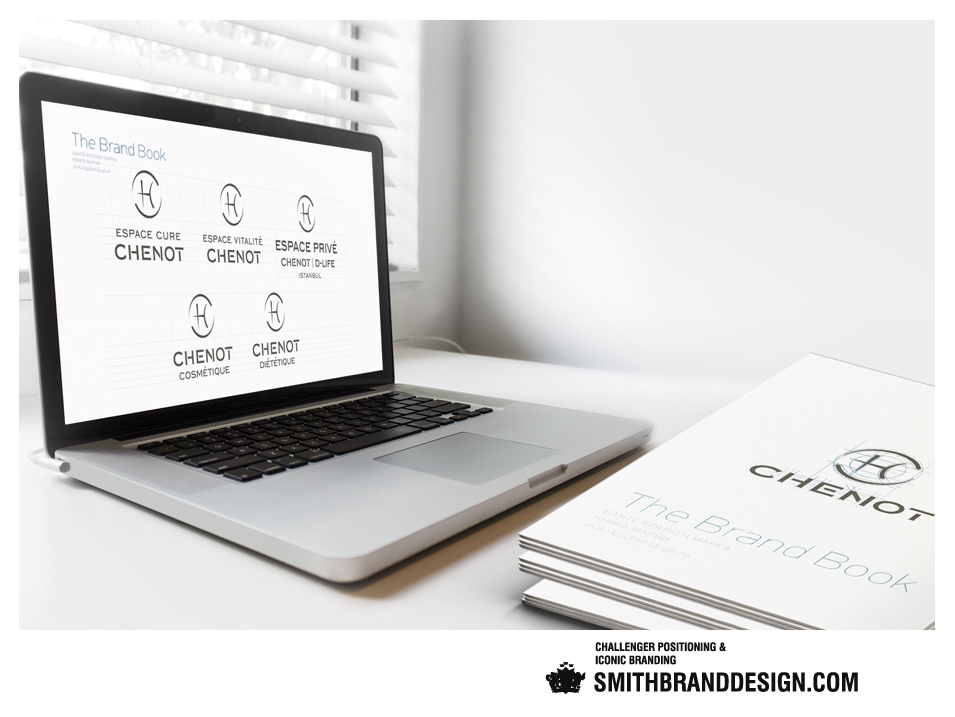 SmithBrandDesign.com Chenot Brand Book