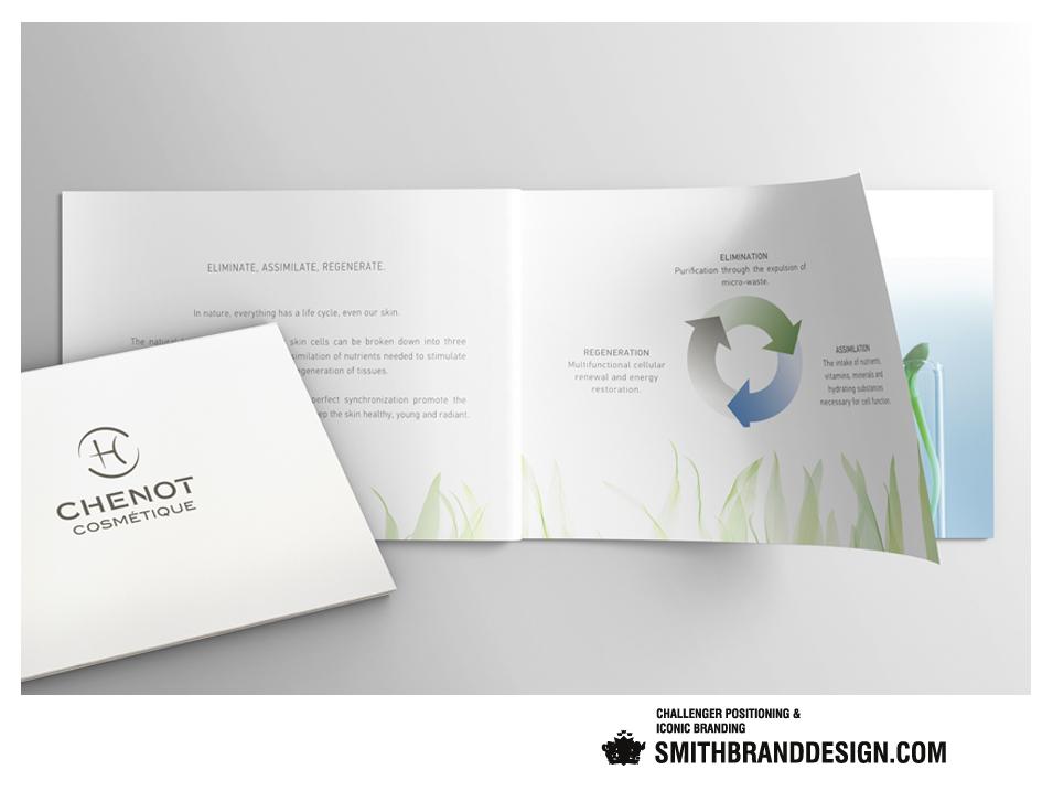 SmithBrandDesign.com Chenot Brochure