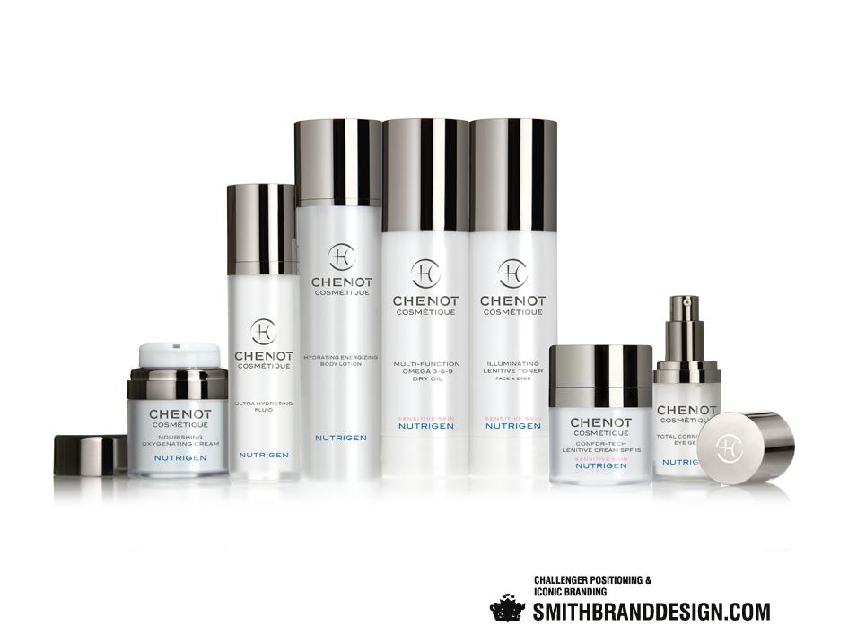 SmithBrandDesign.com Chenot Nutrigen Line