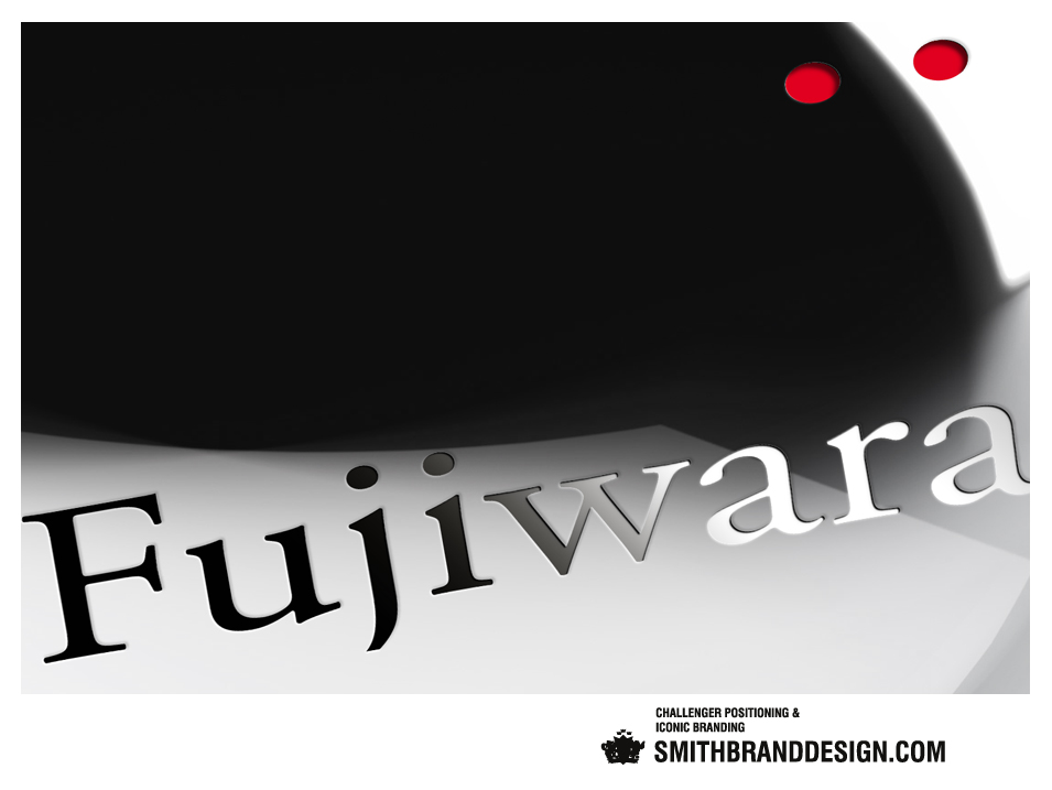SmithBrandDesign.com Giuliano Fujiwara Brand Close Up