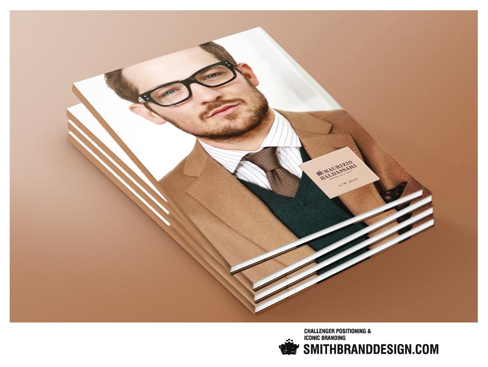 SmithBrandDesign.com Maurizio Baldassari Catalogue 2 Closed