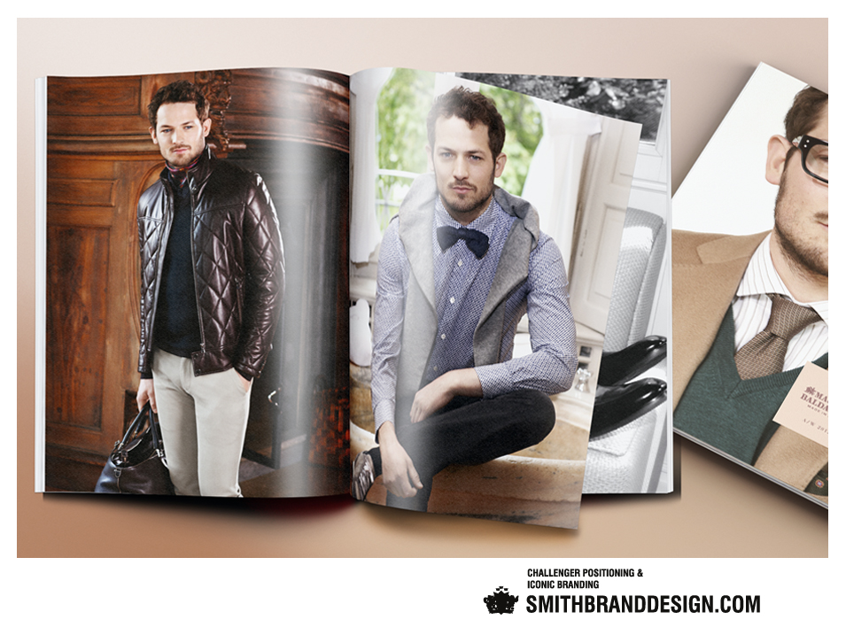 SmithBrandDesign.com Maurizio Baldassari Catalogue 2 Open