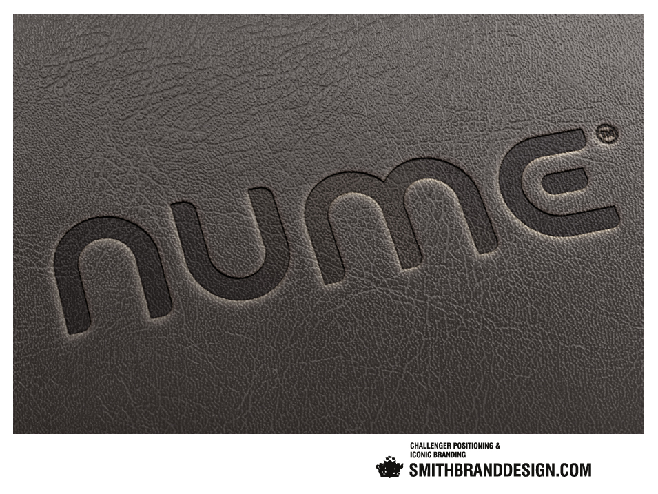 SmithBrandDesign.com Nume Brand Leather Stamped