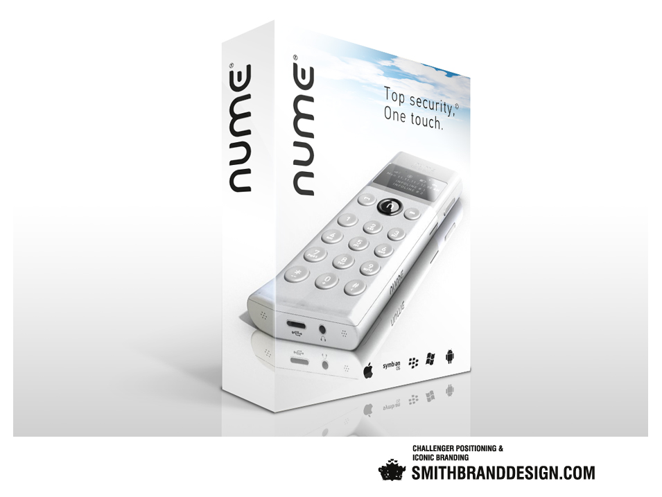 SmithBrandDesign.com Nume Package