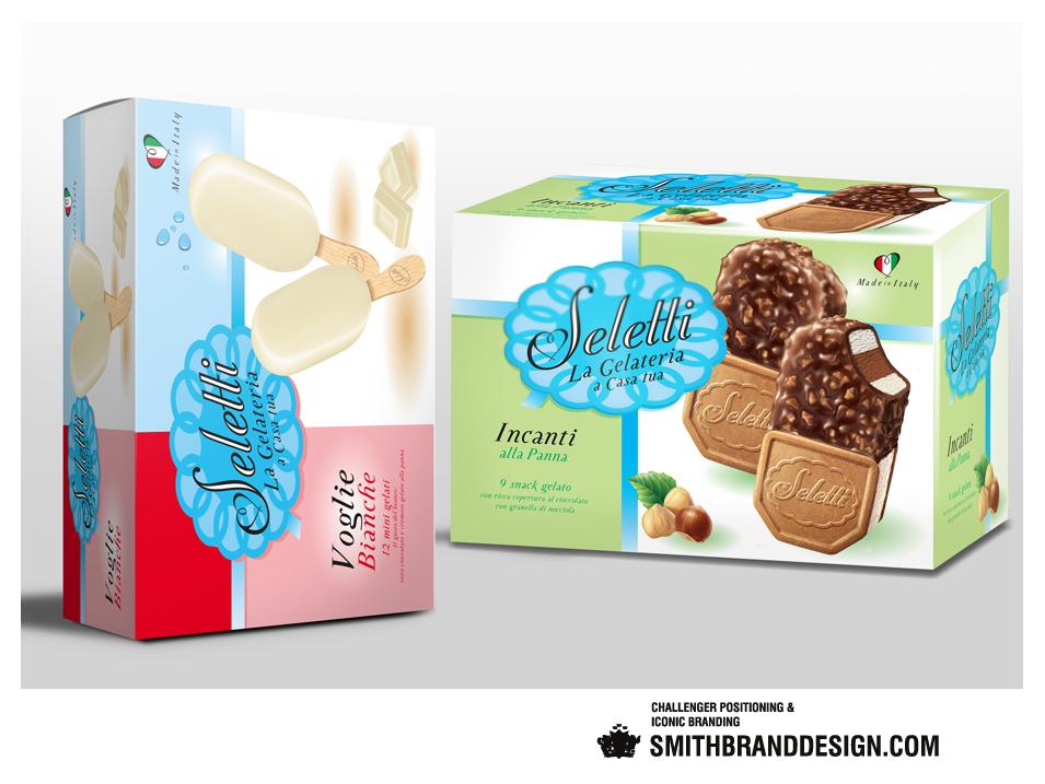 SmithBrandDesign.com Seletti Package