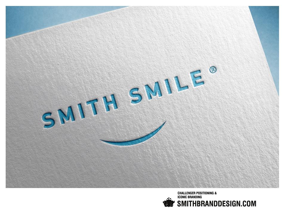 SmithBrandDesign.com Smith Smile Brand Close Up