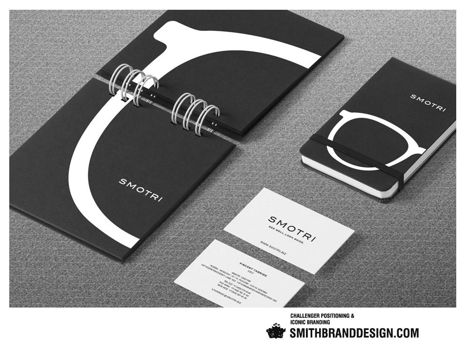SmithBrandDesign.com Smotri Corporate Items