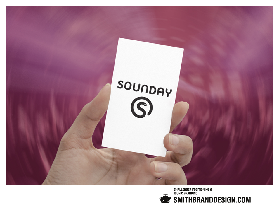 SmithBrandDesign.com Sounday Business Card