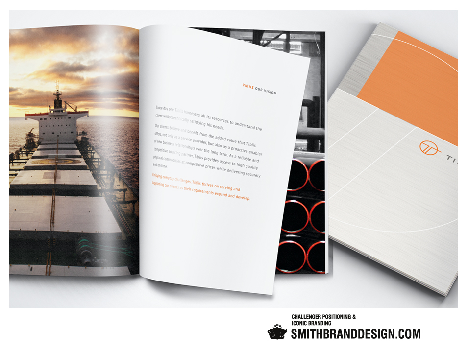 SmithBrandDesign.com Tibiis Brochure